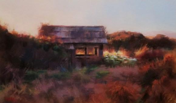 Coastal Radiance by Charity Hubbard