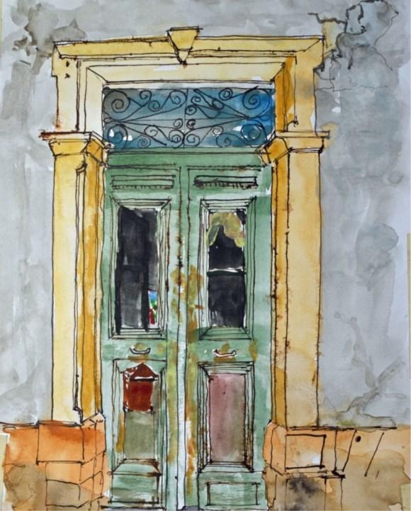 Door Series by Ron Raasch