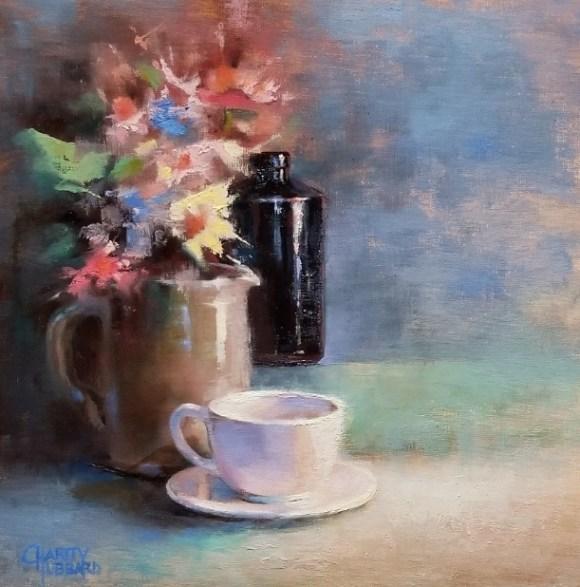 Hendricks or Tea by Charity Hubbard