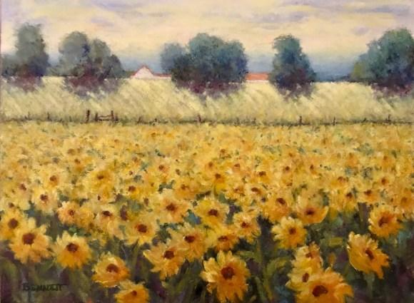 Hillside Suns by Sue Bennett