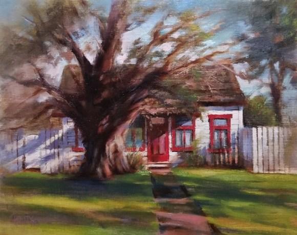 North Phoenix Farmhouse by Charity Hubbard