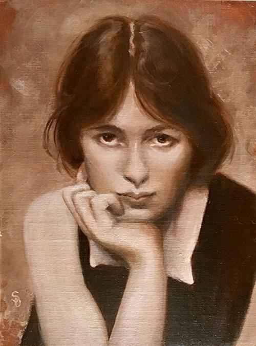 Vintage Beauty by Sheri Dinardi