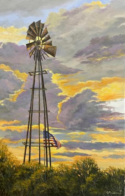 Freedom by Judy Phearson