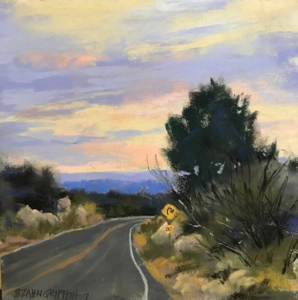 Sharp Curve Ahead! by Bonnie Griffith