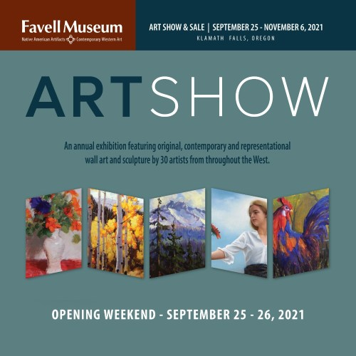 Updated Art Show Flyer Home Page 2021