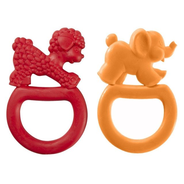 3_Vulli Vanilla Flavored Ring Teethers
