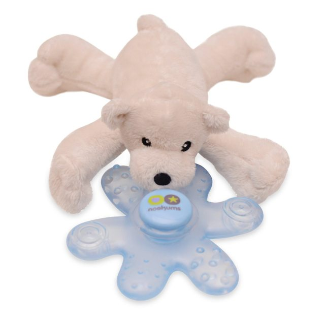 6_Paci-Plushies Chillies - Polar Bear Teether