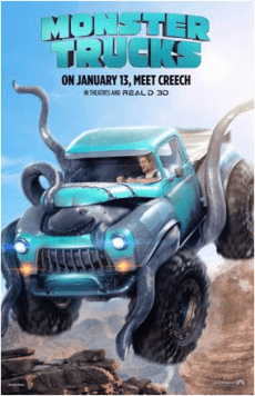 Monster Truck Movie
