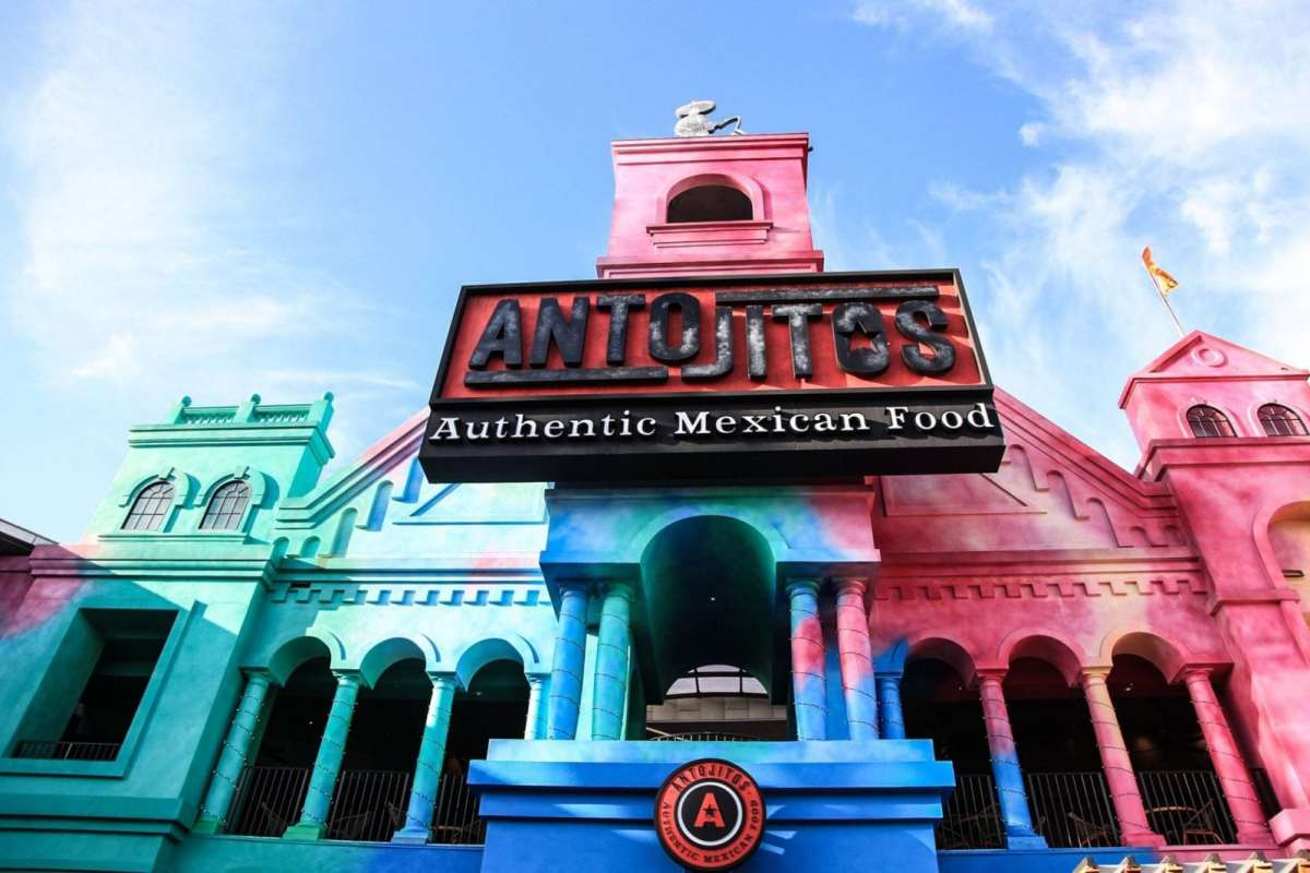 Antojitos at Universal City Walk Orlando