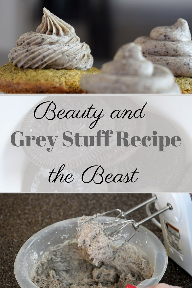 Make your own Grey Stuff from the Beauty and Beast Movie. Recipe on blog and so easy to make.