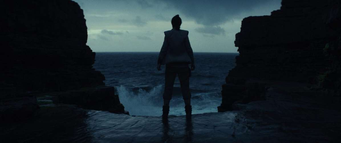 Star Wars: The Last Jedi Photo: Film Frames Industrial Light & Magic/Lucasfilm©2017 Lucasfilm Ltd. All Rights Reserved.