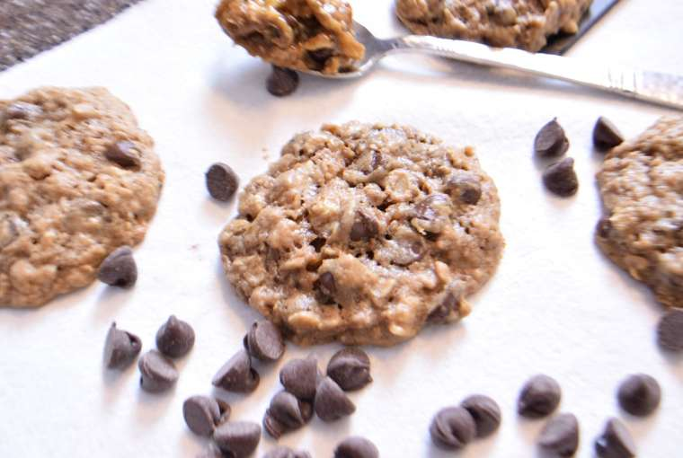 Oatmeal Choco Chip Cookies   FaveMom