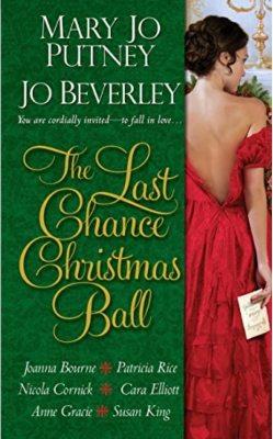 Clean Holiday Regency Romance Last Chance Christmas Ball | Favemom.com