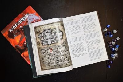 Encourage Dungeons and Dragons Game Play | Favemom.com