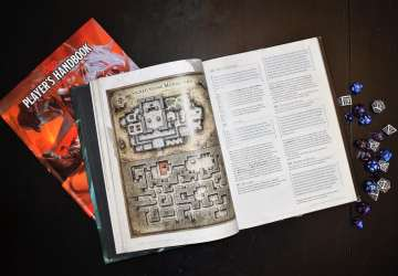 Dungeons and Dragons Player Basics