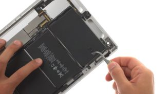 iPad repair cost