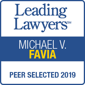 Michael V. Favia is Listed Among Peer Selected Leading Lawyers for 2019