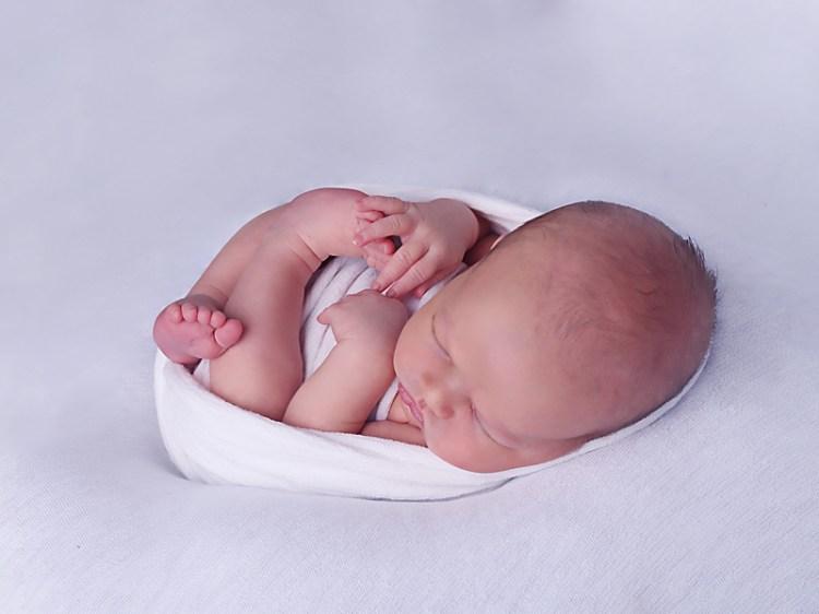 Brisbane newborn baby