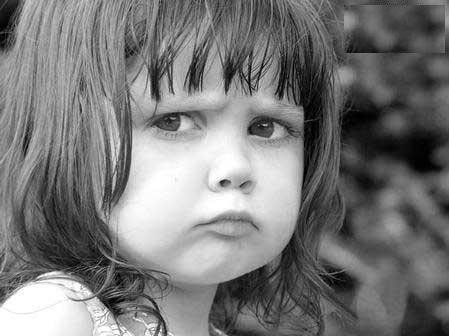 Sad Angry Girl Wallpaper Angry Girl Baby Beautiful Child Children Cute Image
