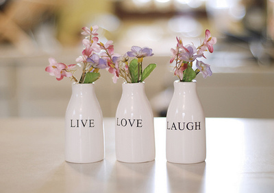 Couple Live Wallpaper Iphone X Deco Flowers Laugh Live Love Vase Image 72000 On