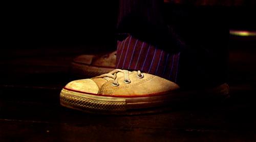 chucks, converse, david tennant, doctor who, shoes