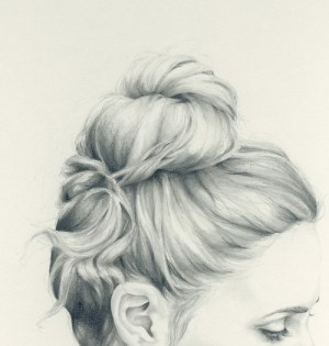 hair drawing sketch drawings abstract really awesome favim notes realistic amazing