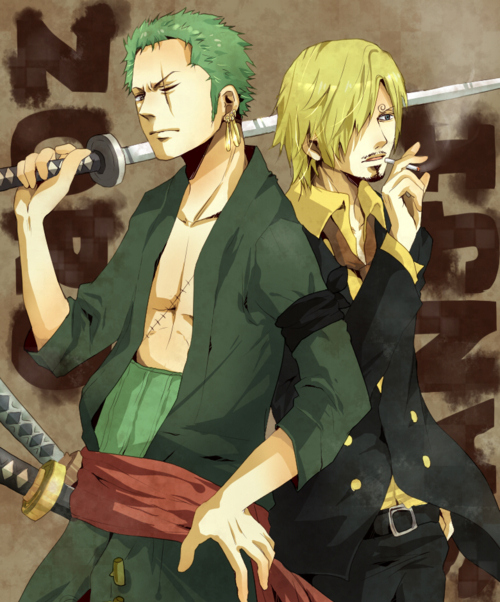 Rap Monster Cute And Funny Wallpaper Anime One Piece Sanji Sexy Zoro Image 90975 On