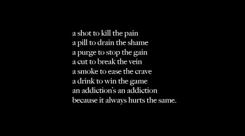 Girl Cutting Drugs Wallpaper Addiction Hurt Pain Quote Text Image 95737 On Favim Com
