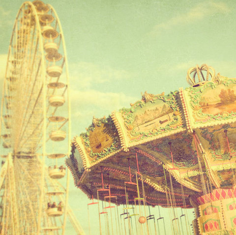 Hijab Wallpaper With Quotes Carnival Carousel Circus Cute Photography Image