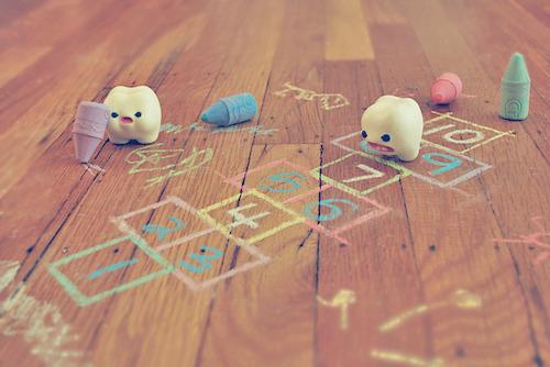Cute Rilakkuma Wallpaper Adorable Chalk Crayon Cute Hop Scotch Image 137491