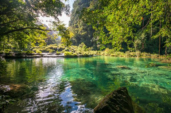 guatemala landscapes nature