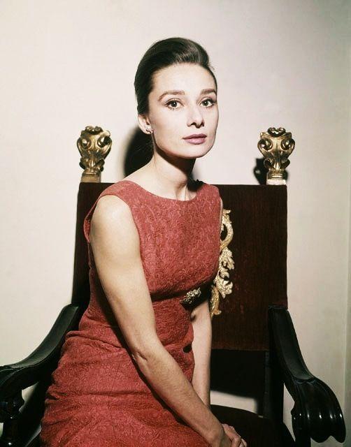Audrey Hepburn Fashion Style Clothes Lady Photography
