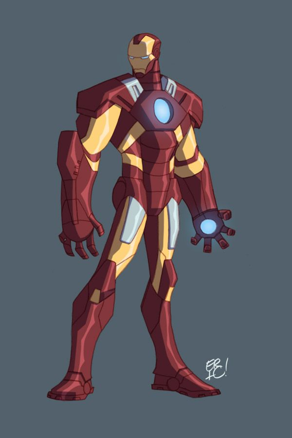 Iron Man Cartoon Movie Nice Comics Photoshoot Fav