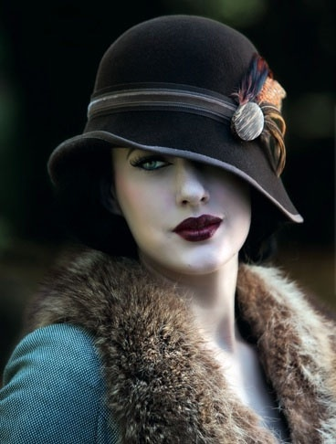 Roaring Twenties Fashion Girls Outfits Image Fav