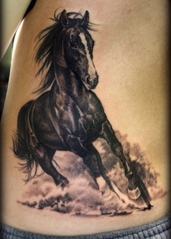 running horse tattoos designs pictures favimagesnet