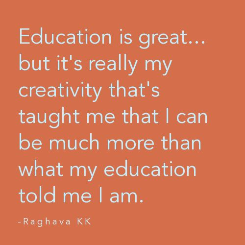 Creativity Quotes Deep Best Sayings Education Fav