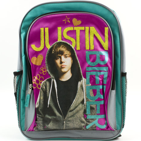 Justin Bieber Backpack Fav Images Amazing Pictures