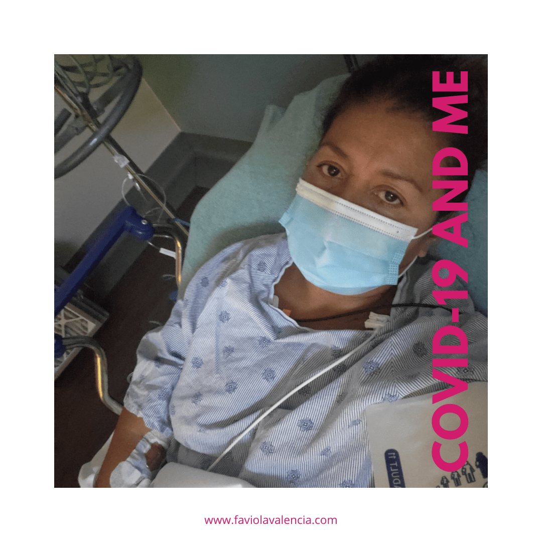 Covid-19, the pandemic - COVID positive