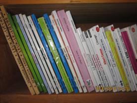 Nouveaux livres sur les rayons de la bibliothèque