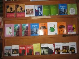 Présentation de nouveaux livres