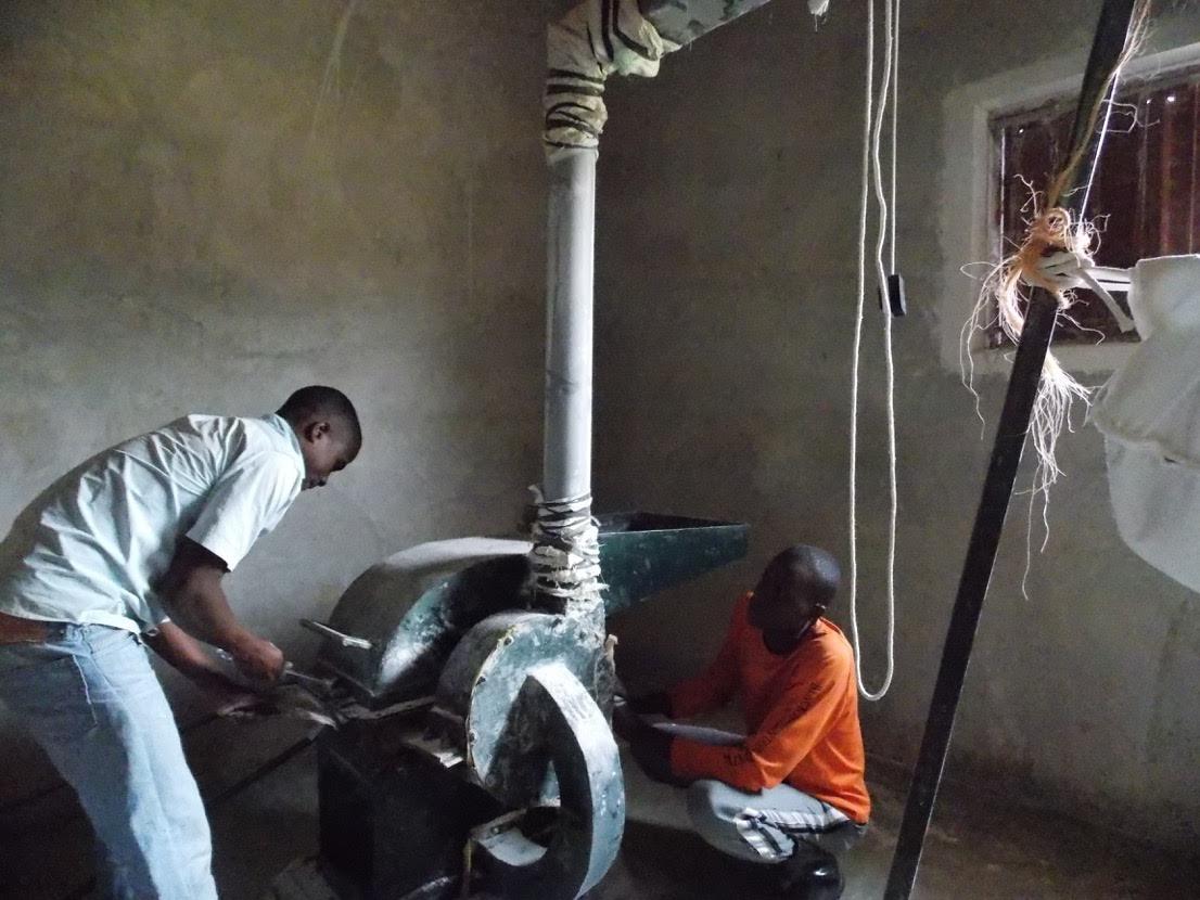grinder uganda