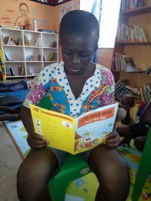 reading in ghana