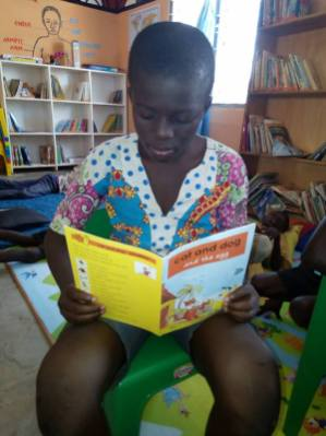 reading in ghana