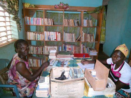 Abonnement d'une lectrice à Karaba