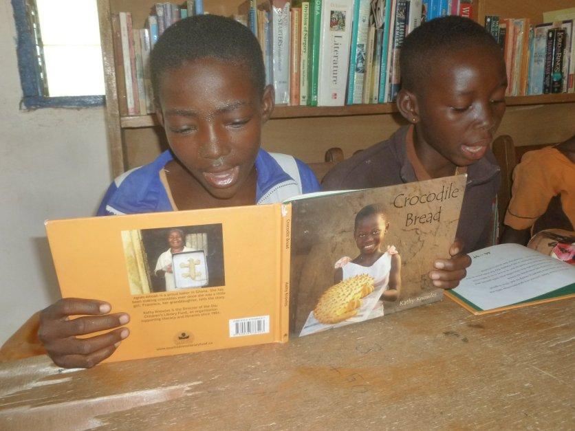 group reading kunkua 9
