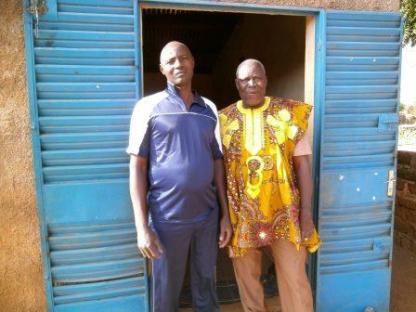 Visite de Bondé Yacouba