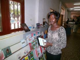Sortie à la librairie diacfa pour achat de livres 2