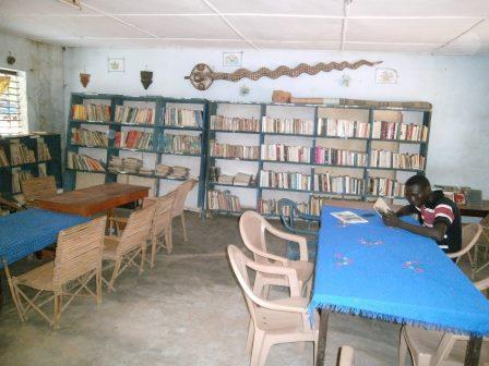 Bibliotheque de Koumbia