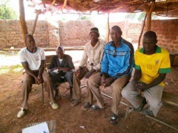 Rencontre avec les personnes ressources de Dimikuy