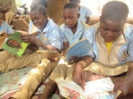 séance de lecture libre
